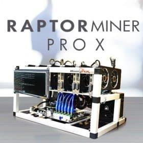 Raptor Miner Pro X